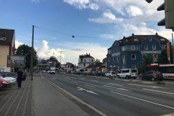 Von Norden nach Eibach