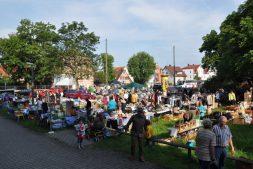 Trödelmarkt in Eibach
